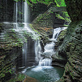 Watkins Glen by Bill Wakeley