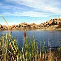 Watson Lake Arizona by Kurt Van Wagner