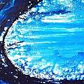 Wave Print by Sharon Cummings