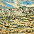 Waves Of Ganga by Anand Swaroop Manchiraju