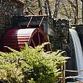 Wayside Grist Mill 3 by Dennis Coates
