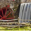 Wayside Grist Mill 4 by Dennis Coates