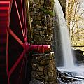 Wayside Grist Mill by Dennis Coates