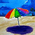 We Left The Umbrella Under The Storm by Patricia Awapara