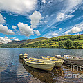 Welsh Boats by Adrian Evans