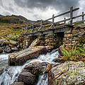 Welsh Bridge by Adrian Evans