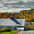 Western Maine Barn by Alana Ranney