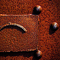Wet Rust Print by Bob Orsillo