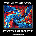 What We Set In Motion by Mike Flynn