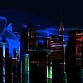 When The City Sleeps by Stefan Kuhn