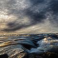Where The River Kisses The Sea by Bob Orsillo