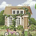 Whitby Cottage by Catherine Holman
