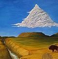 White Cloud by John Lyes