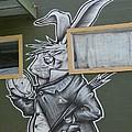 White Rabbit by Lne Kirkes