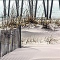 White Sands Of Pensacola Beach by JC Findley