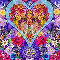 Wild Flower Heart by Alixandra Mullins