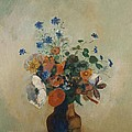 Wild Flowers by Odilon Redon