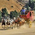 Wild West Ride 2 by Donna Kennedy