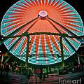 Wildwood's Giant Wheel by Mark Miller