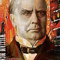 William Mckinley by Corporate Art Task Force