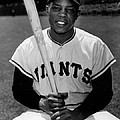 Willie Mays by Gianfranco Weiss