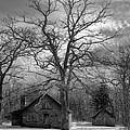 Wilson Lick Ranger Station by Debra and Dave Vanderlaan