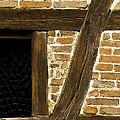 Window Frame Detail 1 by Heiko Koehrer-Wagner