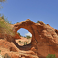 Window Rock Arizona by Christine Till