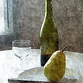 Wine and Pear