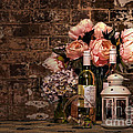 Wine And Roses by Kaye Menner