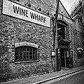 Wine Warehouse by Heather Applegate