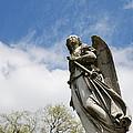 Winged Angel by Jennifer Ancker