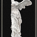 Winged Victory - Nike Of Samothrace by Jerrett Dornbusch