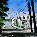 Winslow Street by Jean Pacheco Ravinski