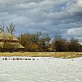 Winter Farm by Steve McKinzie