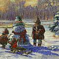 Winter Friend by Marcia Johnson