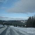 Winter Norhtern Maine by Kristine Bailey