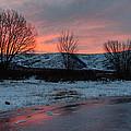 Winter Sunrise by Chad Dutson
