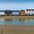 Wivenhoe Waterfront by Gary Eason