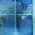 Woman At A Window by Jill Battaglia