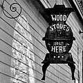 Wood Stoves Sold Here by Christine Till