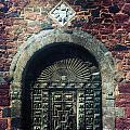 Wooden Gate by Joana Kruse