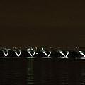 Woodrow Wilson Bridge - Washington Dc - 01138 by DC Photographer