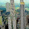 Woolworth Building New York City 20130427 by Wingsdomain Art and Photography