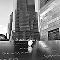 World Trade Center Memorial Print by Dan Sproul