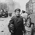 World War 2, Battle Of Berlin, April by Everett