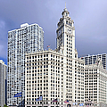 Wrigley Building Chicago by Christine Till