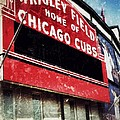 Wrigley Red by Jame Hayes