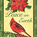 Xmas around the World 1 Poster by Debbie DeWitt