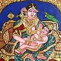Yashoda Holding Gopala by Jayashree